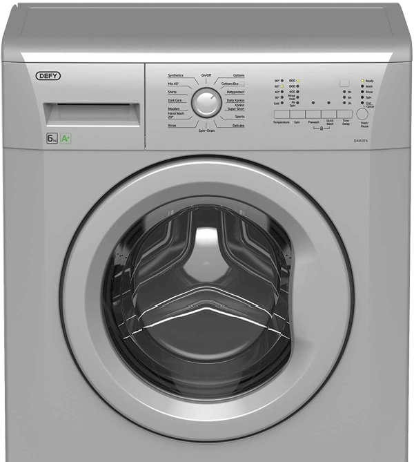 Defy Washing Machine Repairs in Johannesburg