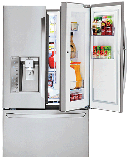 LG Fridge Repairs in Johannesburg